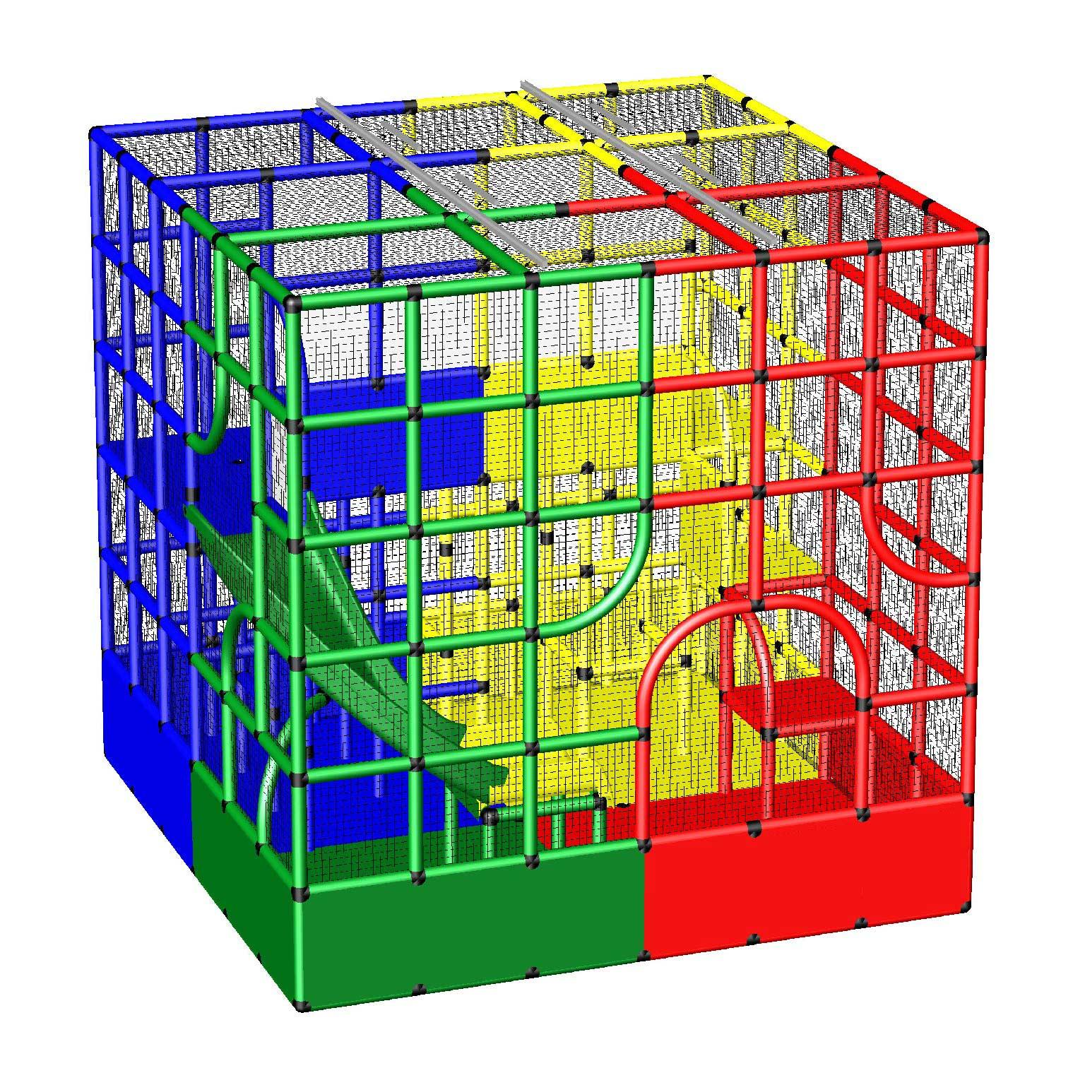QUADROpro Cubes