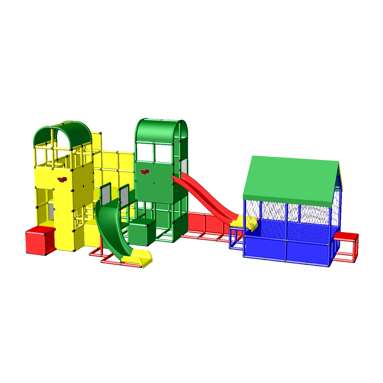 QUADROpro Mega Playcenters