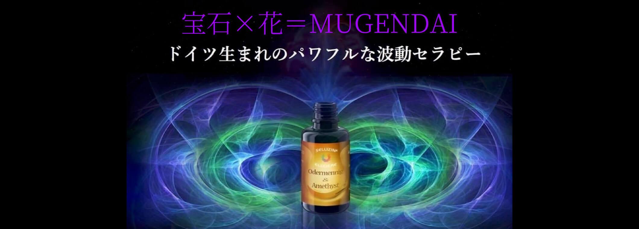 宝石×花=MEGUMI ドイツ生まれのパワフルな波動セラピー