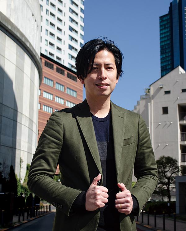 カシカ主宰中井慶太プロフィール画像