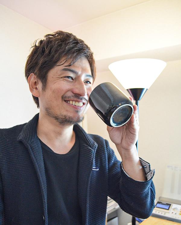 CGクリエイター中井俊輔プロフィール画像