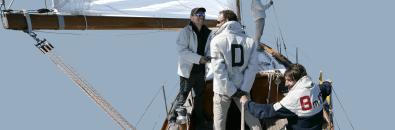 Sailart Fashion - Mode aus Segeltuch - Segeljacke - Segeltasche