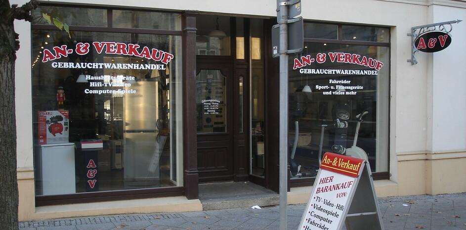 Online Shop An Und Verkauf Neustrelitz Webseite