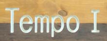TempoI(テンポプリモ)ロゴ