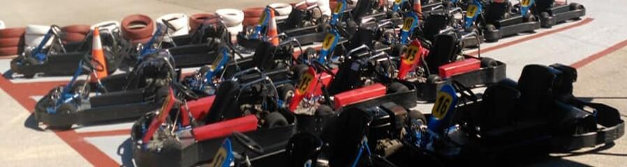 Circuito Karts Conil : Rfme cam en conil