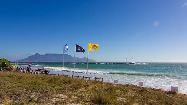 Kitespots in Kapstadt