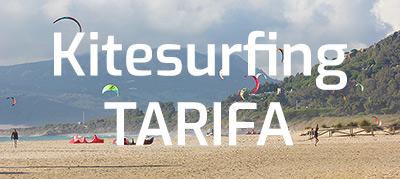 Kitesurfing Tarifa