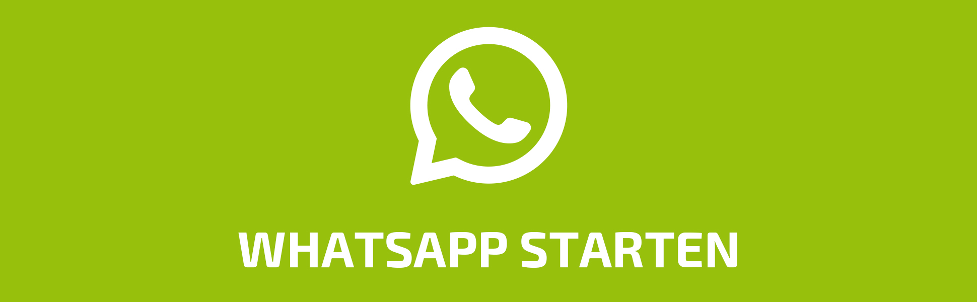 Whatsapp Starten