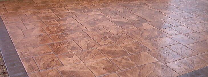 Pavimentos de hormigon impreso y m2 hormigon for Precio m2 suelo hormigon pulido