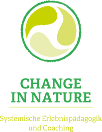 CHANGE IN NATURE Logo