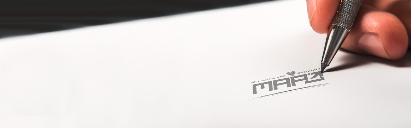 Werbeagentur MAPO - Marketing Potsdam, Grafik mit ganz viel Herz gemacht