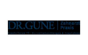 Werbeagentur MAPO - Marketing Potsdam, unser Kunde Zahnarztpraxis Dr.Gune