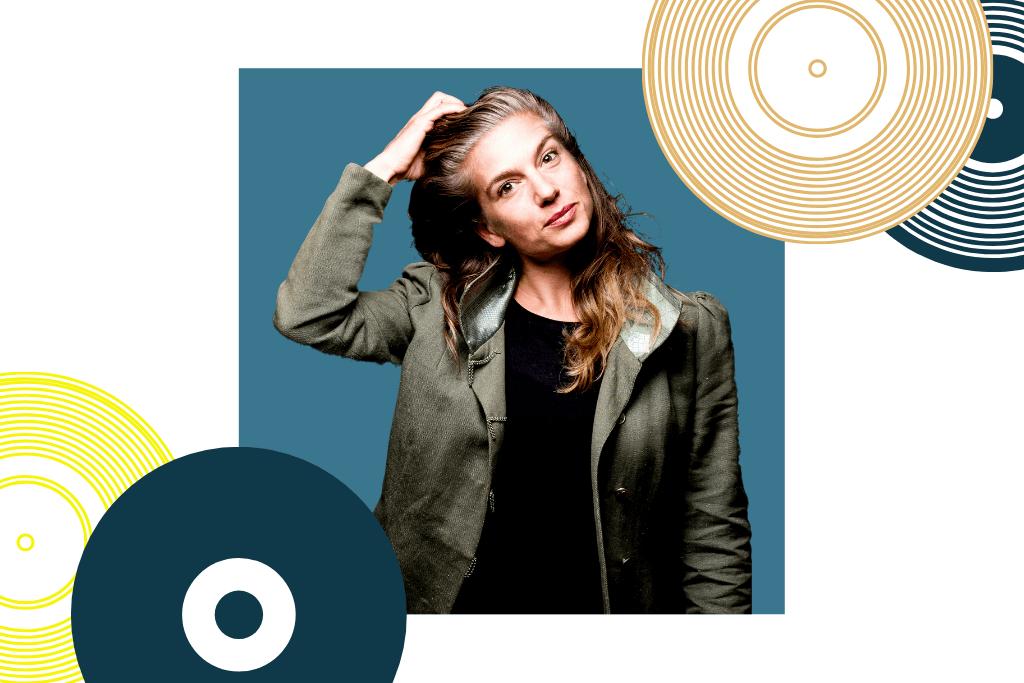 DJ Michèle Amstutz