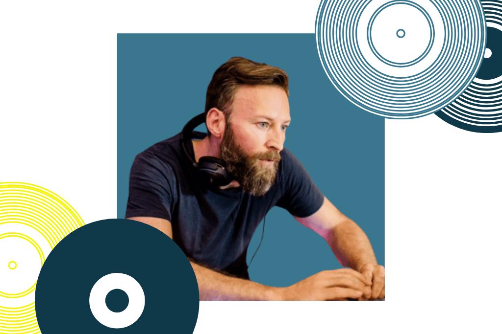 DJ Pat Fisher