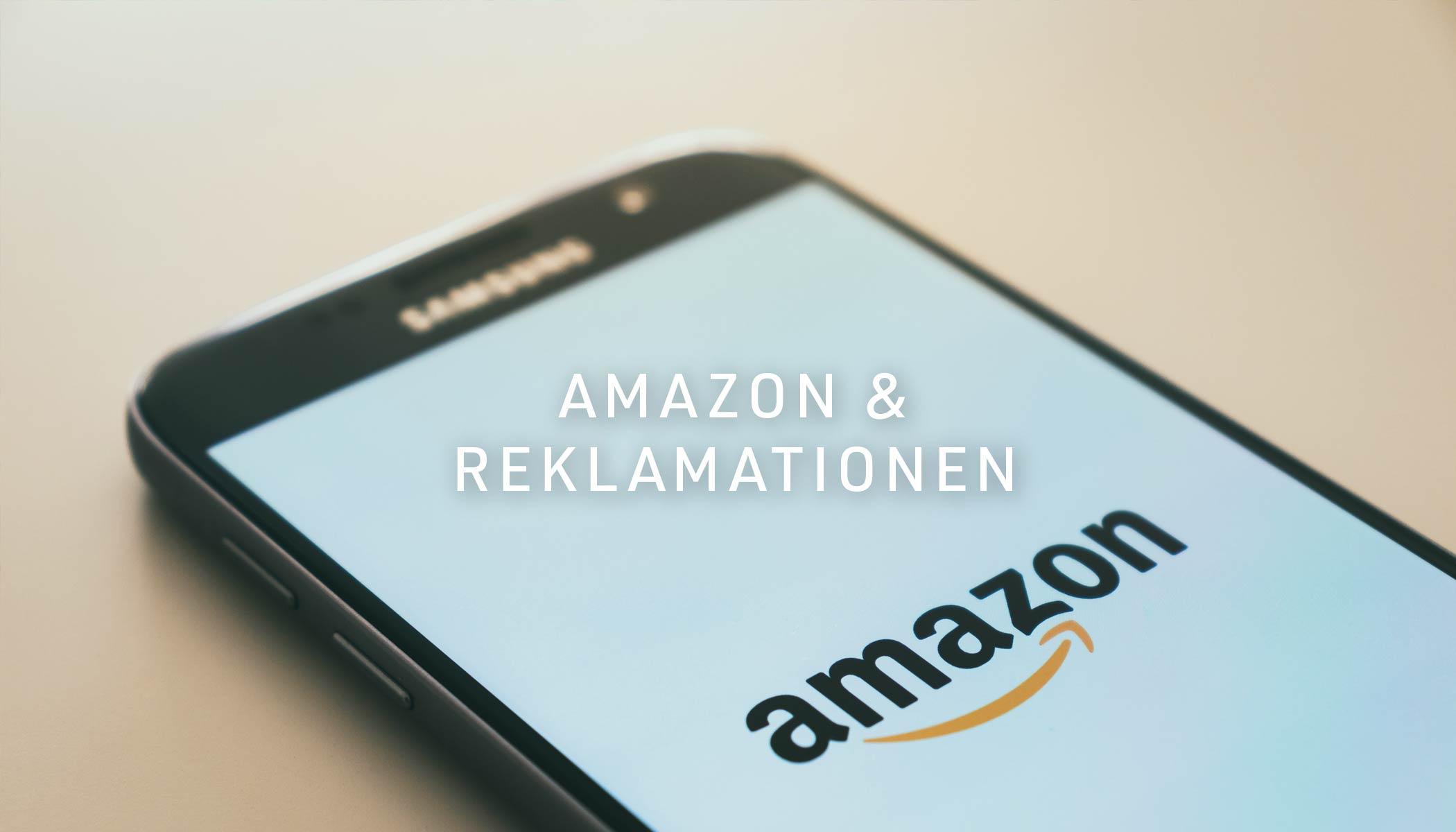 Reklamationen - Was man von Amazon in Bezug auf Reklamationen lernen kann