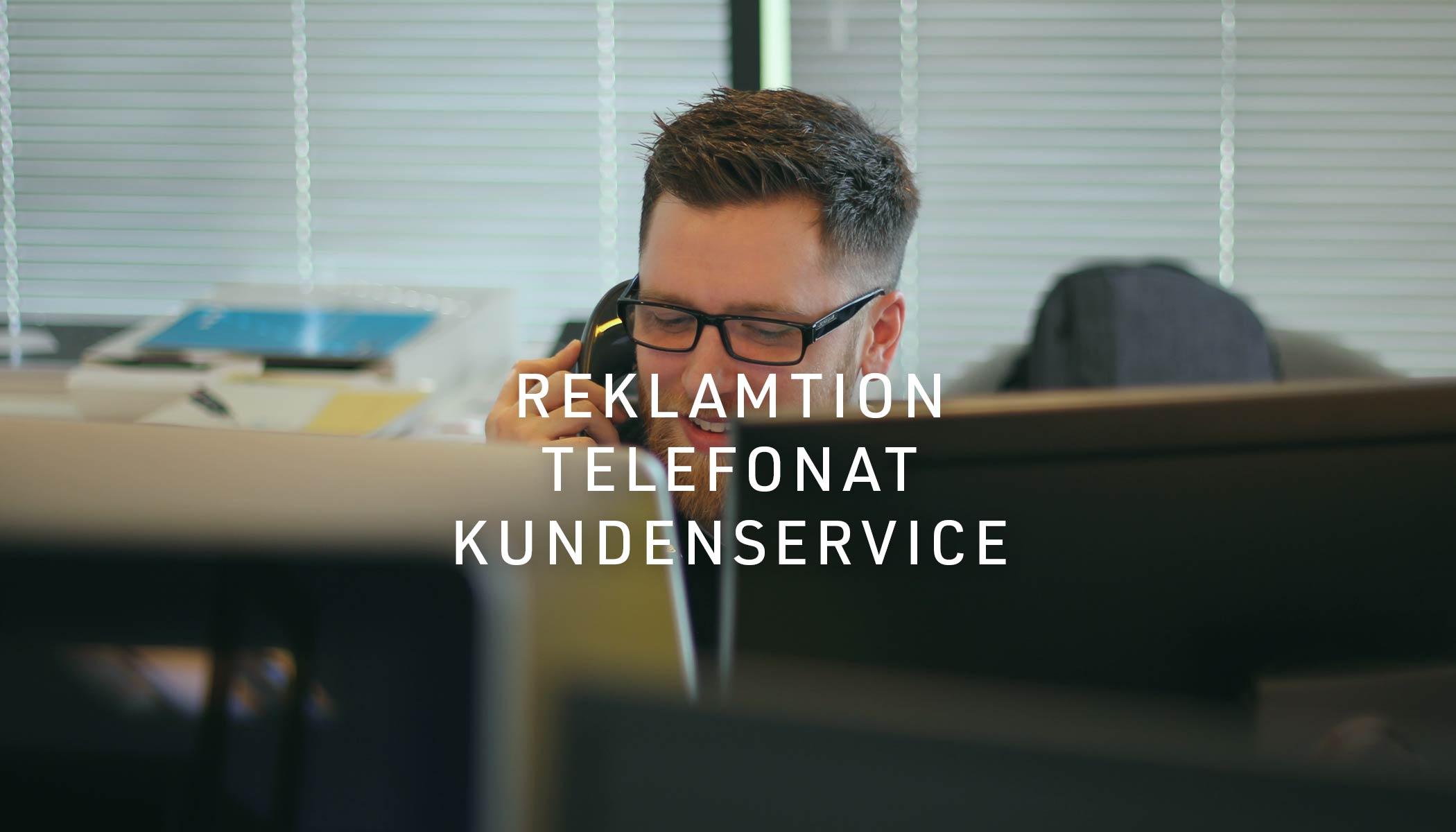 Reklamation - Telefonat - Kundenservice