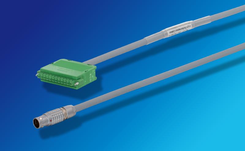 Hier gelangen Sie zur Produktseite für BEIER™ High Performance Ersatzkabel für DESOUTTER EM Transducer MODCVI Spindel.