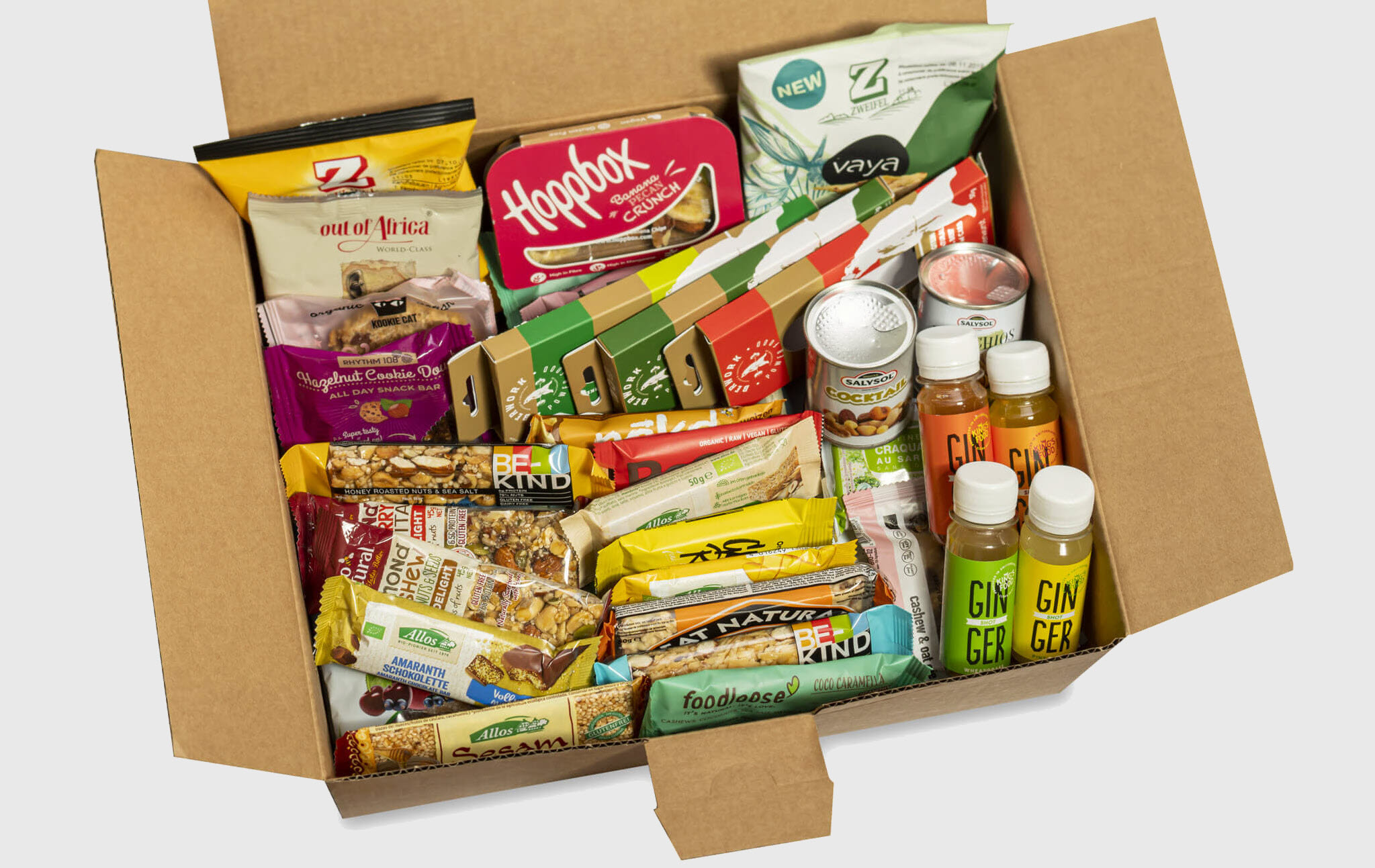 Snackbox Onlineshop bestellen Kings Food