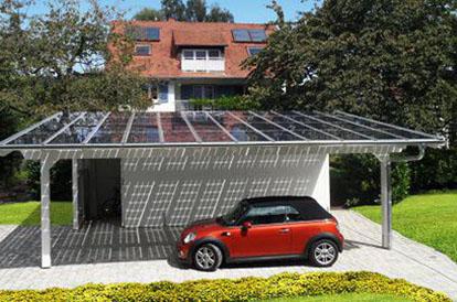 Solarcarport Bodensee