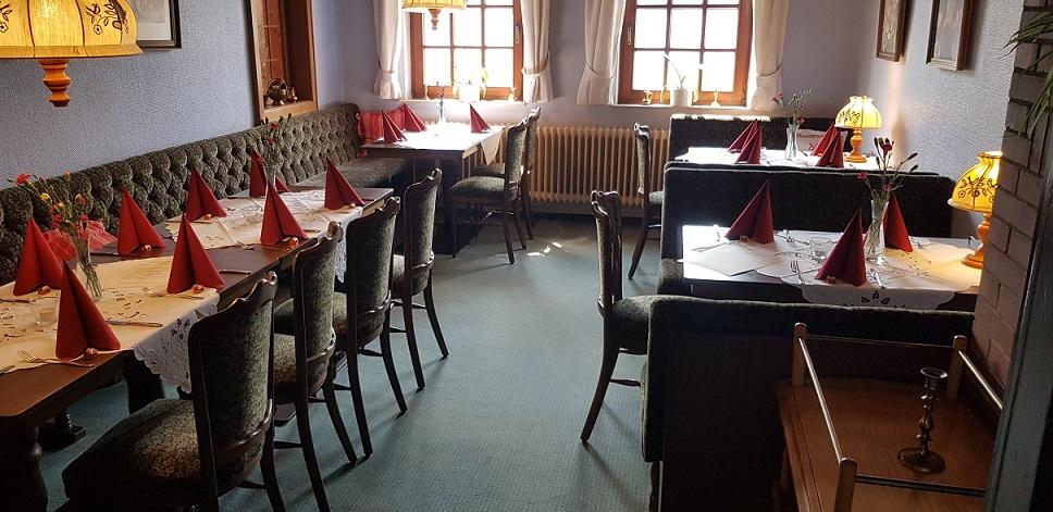 Hessenstube im Künstlerhaus Lenz