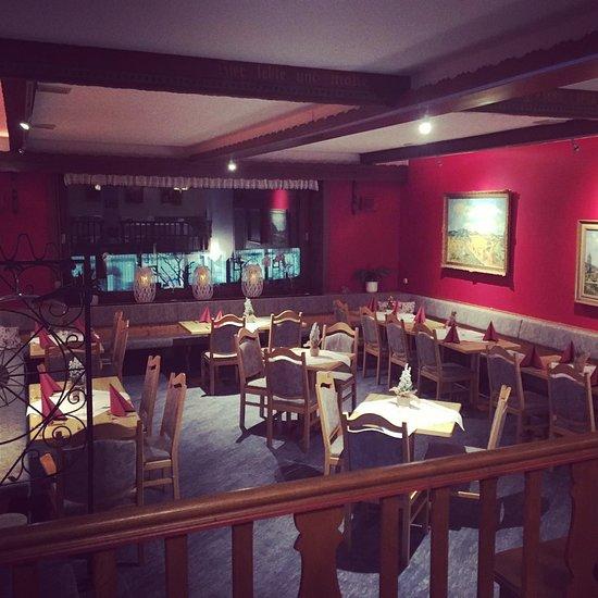 Cafe im Künstlerhaus Lenz