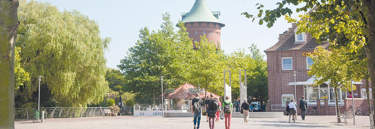 Die Norder Einkaufsstraßen Cuxhaven