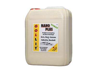 Gollit Nano Plus Ultimate