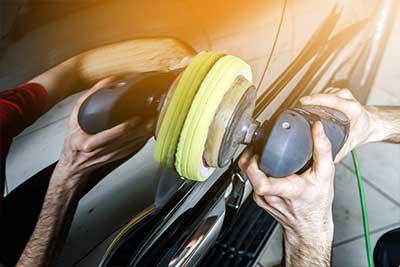 Schleifpaste für das Auto | Autolack