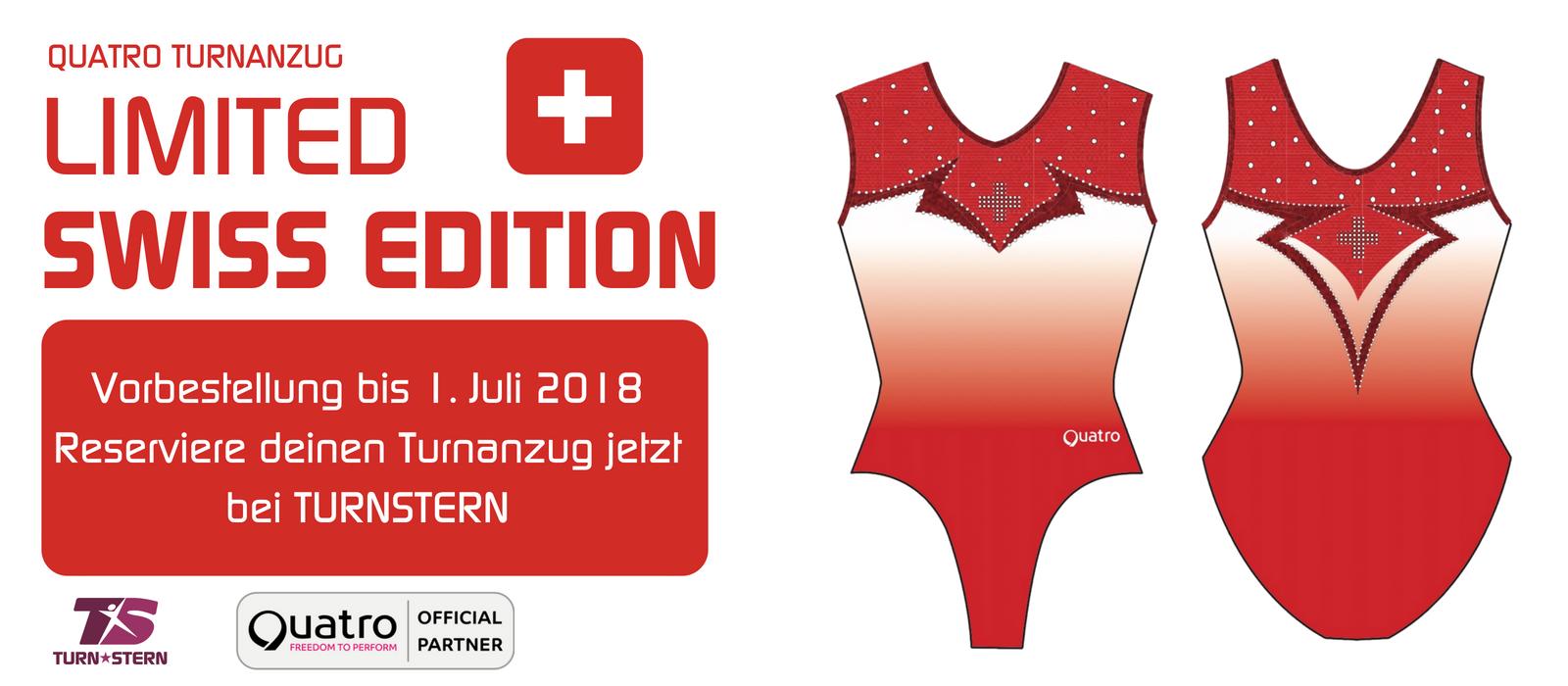 Quatro Swiss Edition