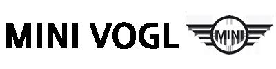 MINI Vogl Logo weiss