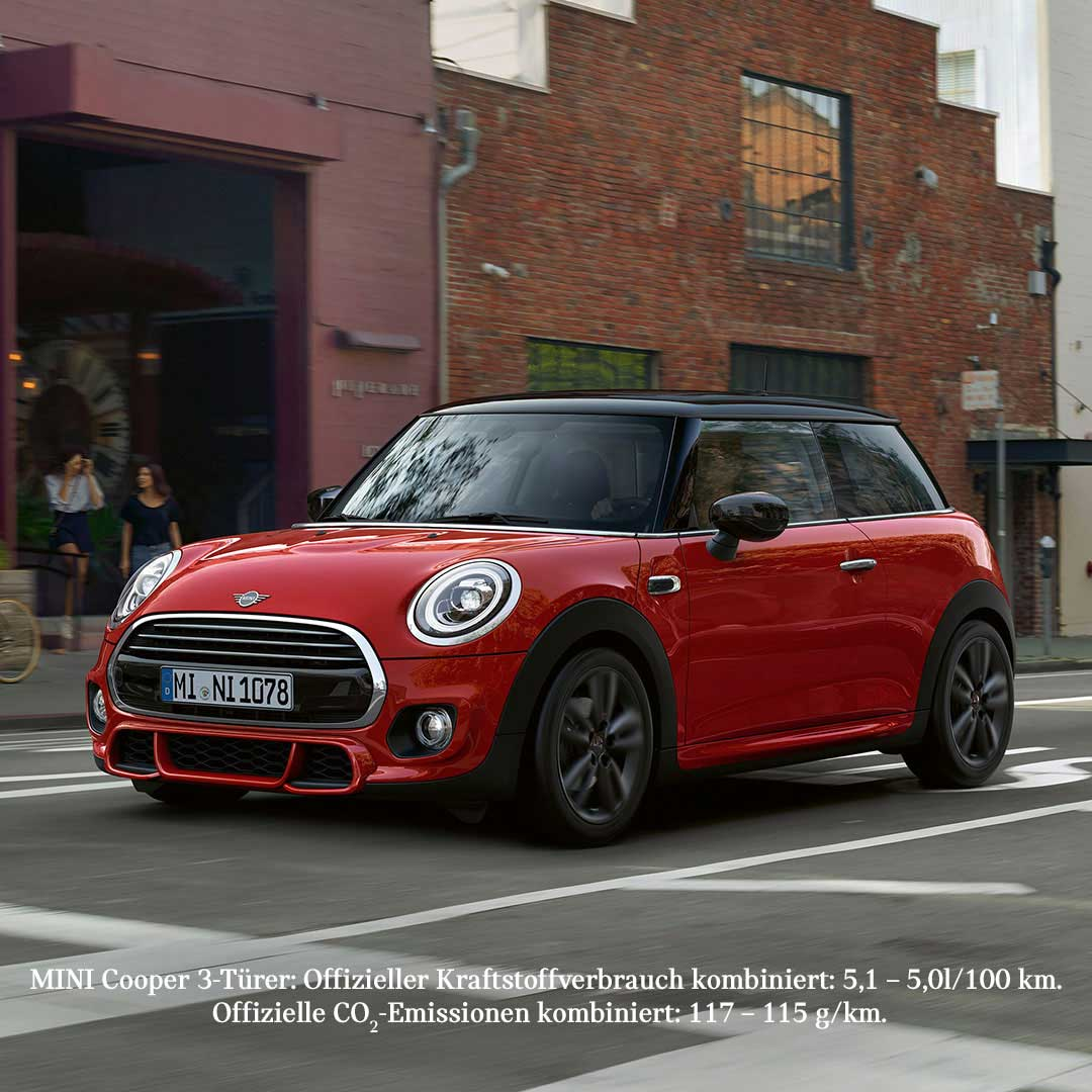 MINI One 3-Türer John Cooper Works