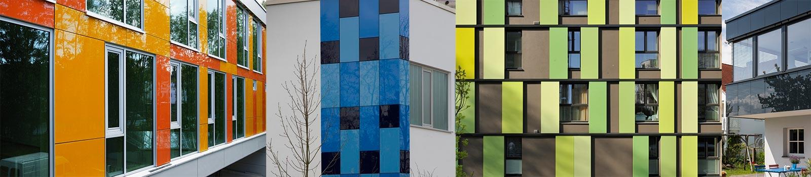 Abgeschlossene Projekte von Vorhangfassaden der 3B Denkmalpflege & Bausanierung GmbH