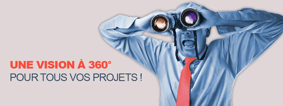 Une vision à 360 de votre communication