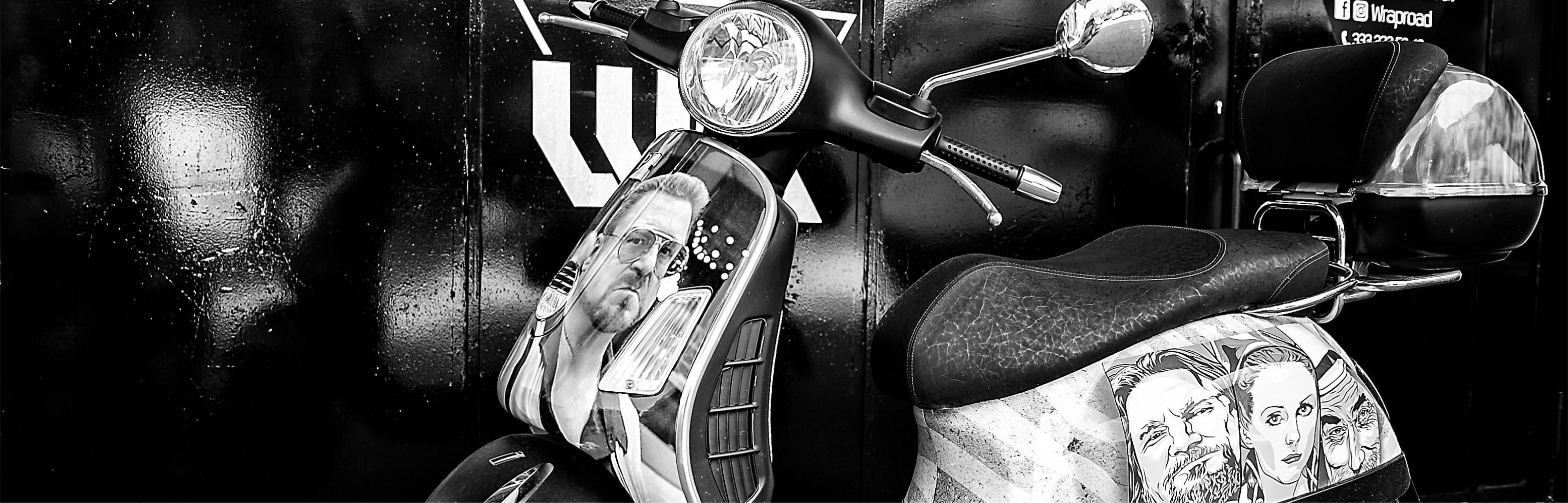 Wraproad Bolzano_wrapping casa auto moto vetrofanie negozio