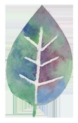 葉のイラスト