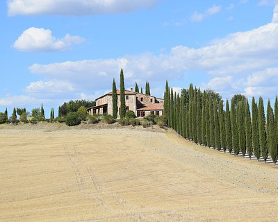 Case in Toscana