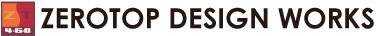 ゼロトップデザインワークスロゴマーク