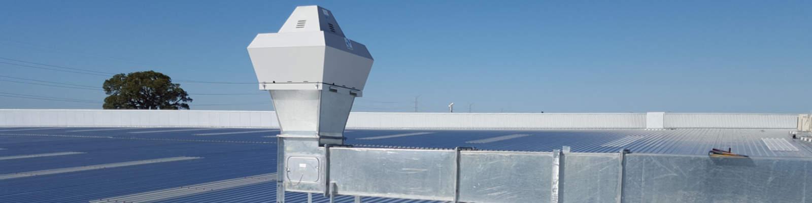 Gewerbliche Klimaanlage