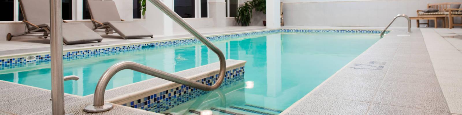 Neuer Indoor Pool im Keller
