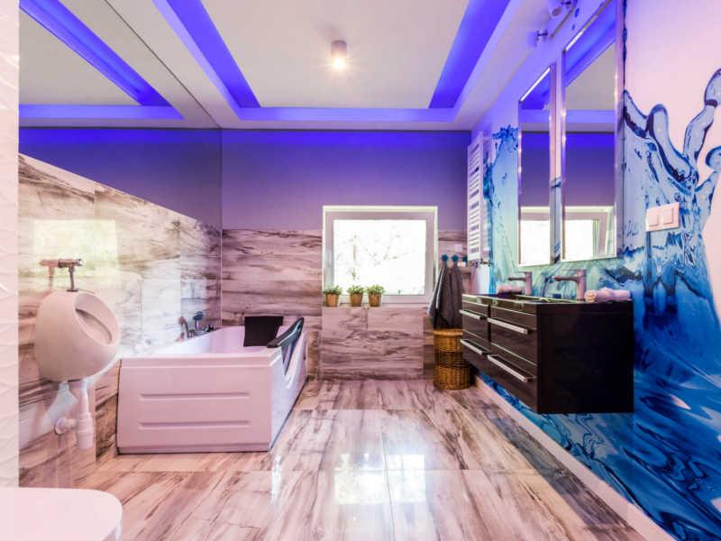 Luxus Badzimmer