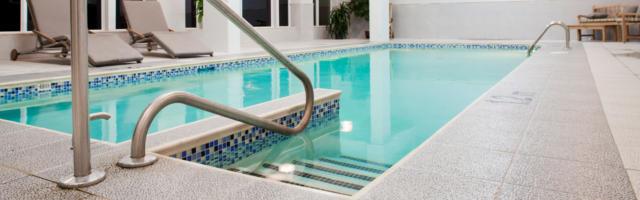 Neuer Indoor-Pool im Keller