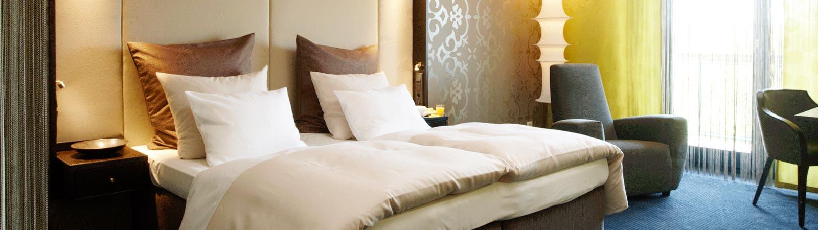 Mietwäsche für Hotels