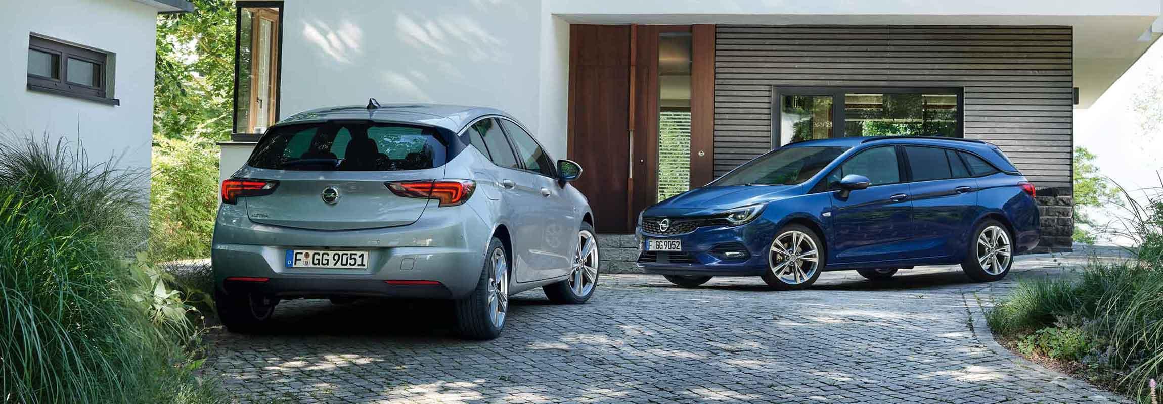 Opel Gebrauchtwagen