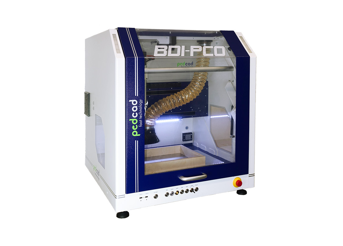 Milling machine BDI-PCO