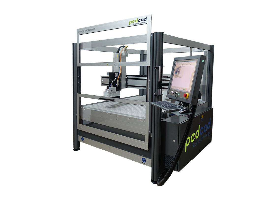 Milling machine MOD-X-PCO