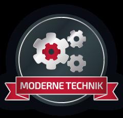 Cuxsport - Moderne Technik