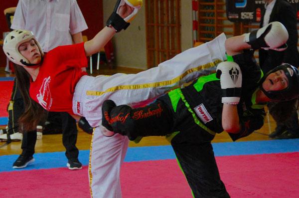 Kickboxen Fortgeschrittene