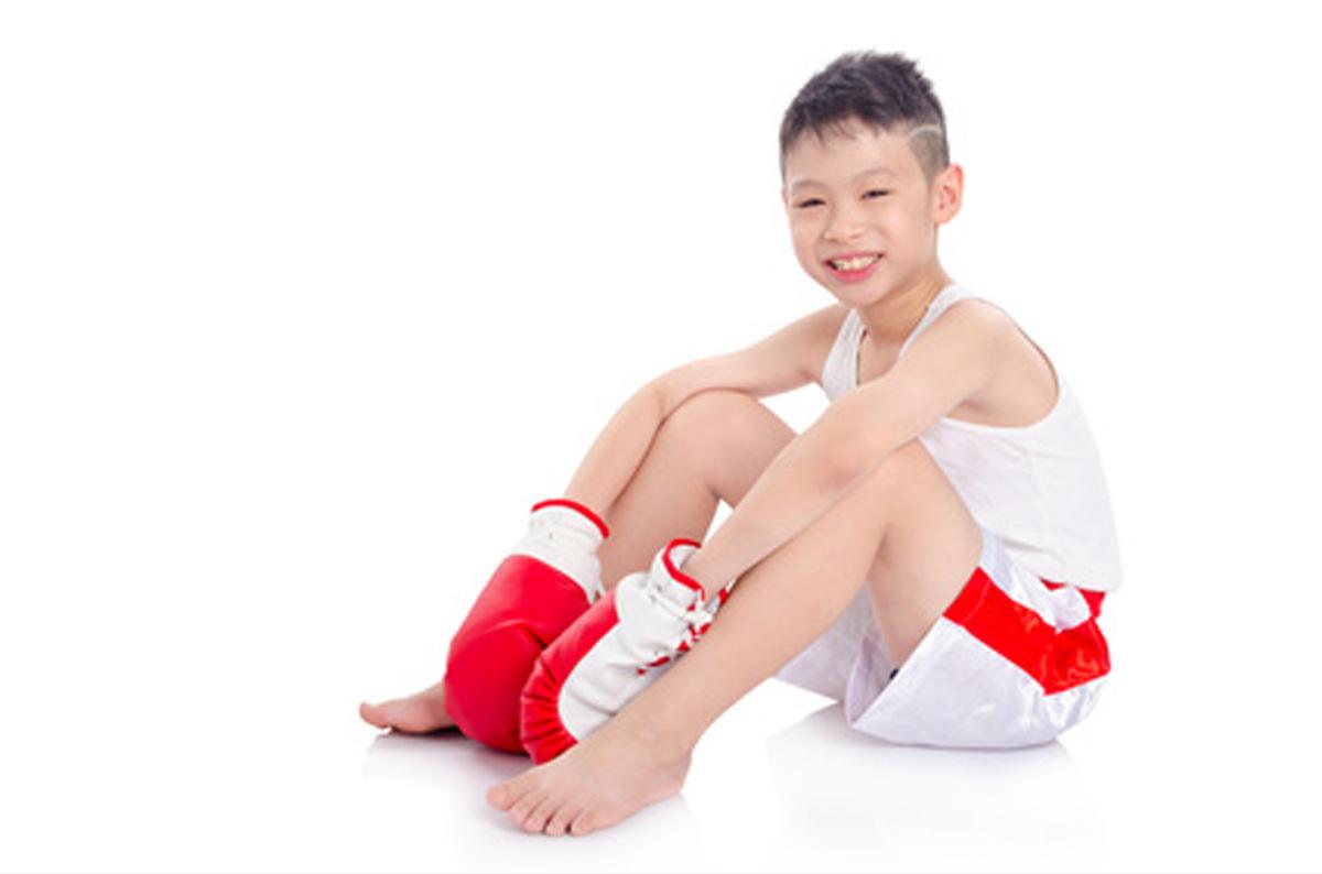 Kids Kickboxen