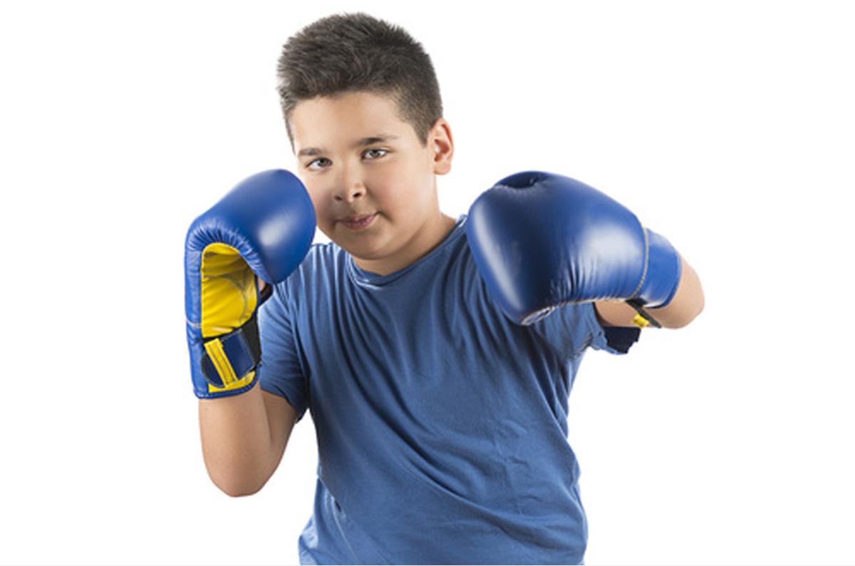 Kinder Kickboxen