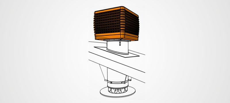 Kühlwürfel - Bauform 1